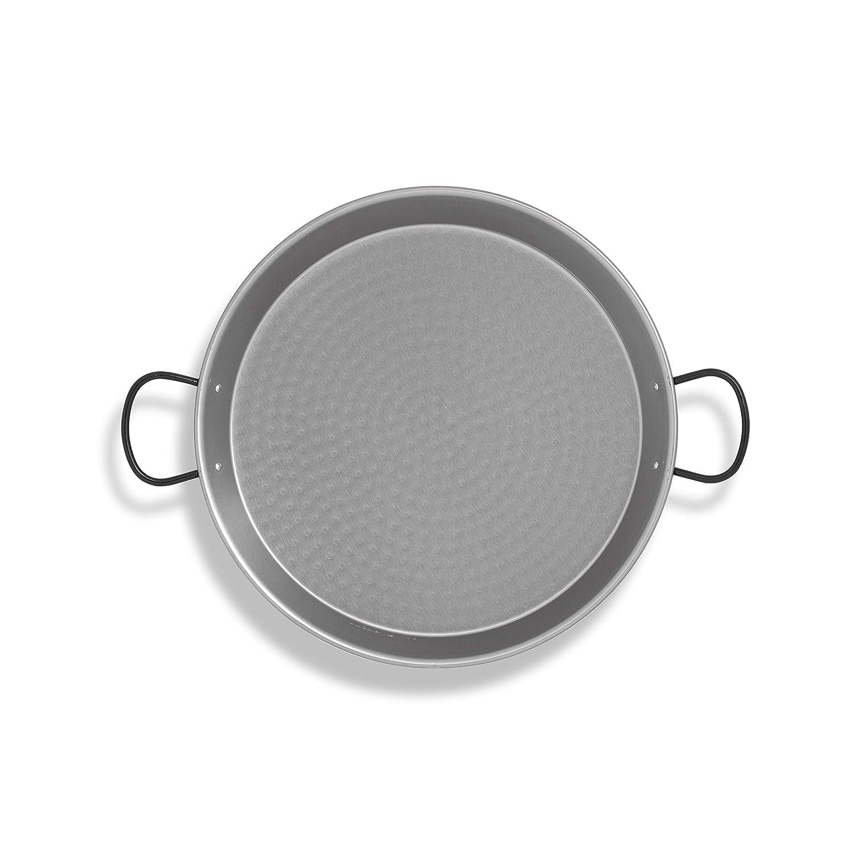 Metaltex - Paellera pulida 38 cm