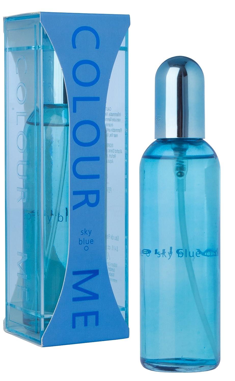 Colour Me Sky Blue 100ml Eau de Parfum Milton-Lloyd Ltd 01W1CFB
