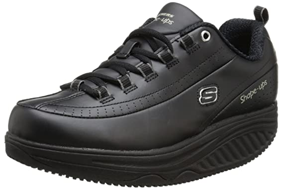 e8430d23ebd Skechers for Work Women s Shape Ups Maisto Elon Sneaker  Amazon.es ...