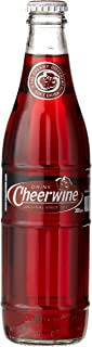 product image for Cheerwine 12 ounce Glass Bottles (Pack of 12)