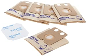 Nilfisk 22198000 HEPA Back-Mounted Vacuum, Replacement Bags