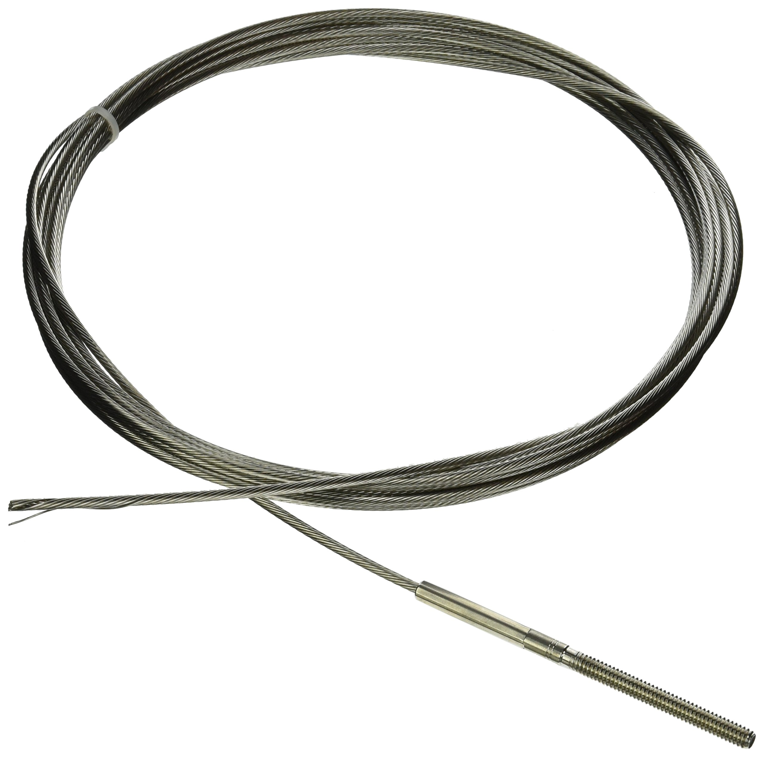 Feeney CR-6220 Cablerail Assemblies for Metal with 4 1/4 Terminal, 1/8, 20' (Pack of 1)