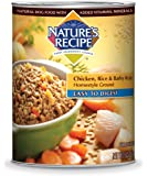 Nature's Recipe Homestyle Ground Wet Dog Food