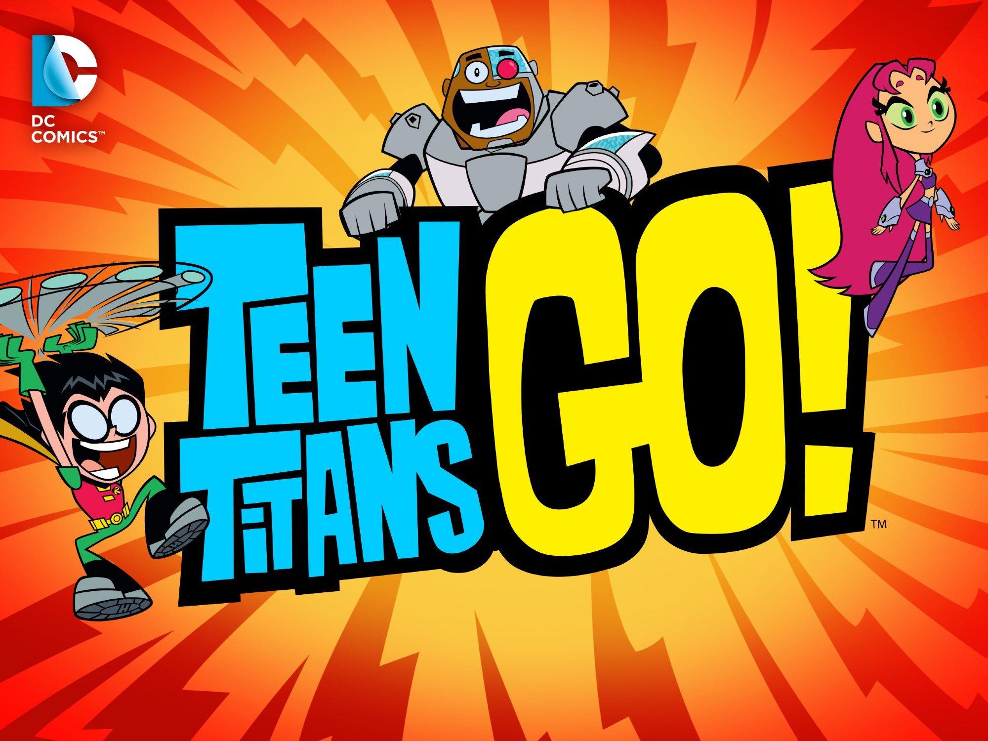 Teen Titans Go!: Season 3 on Amazon Prime Video UK