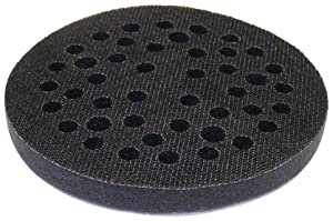 """3M Clean Sanding Soft Interface Disc Pad 28321, Hook and Loop, 5"""" Diameter x 0.50"""" Thick (Pack of 1)"""