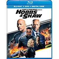 Fast & Furious Presents: Hobbs & Shaw on Blu-ray
