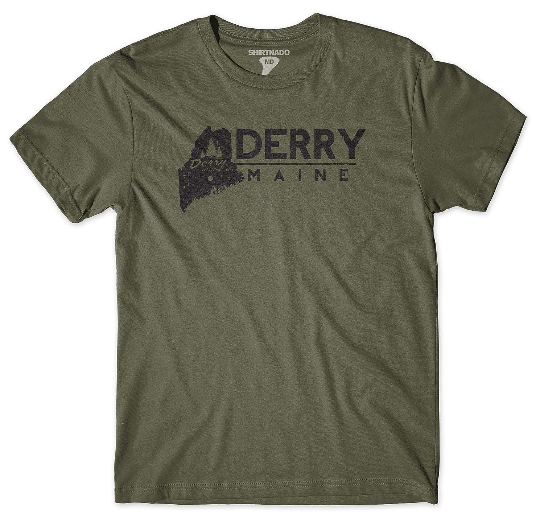 Shirtnado Derry Welcomes You