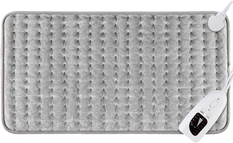 DIZA100 Heating Pad with Auto Shut Off, Fast Heating Technology