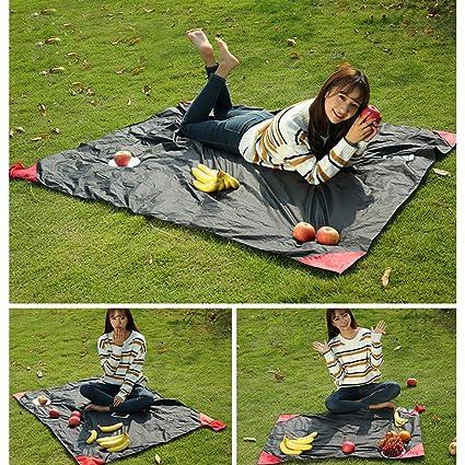 Broadroot Impermeabile Picnic Beach Pad Tappetino Portatile Pieghevole in Nylon per Outdoor Campeggio Escursionismo Viaggio