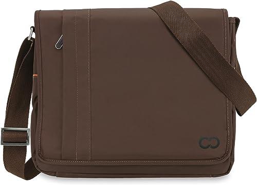 Microsoft Surface Pro 3 Messenger Bag, CaseCrown Poly Messenger Bag Brown