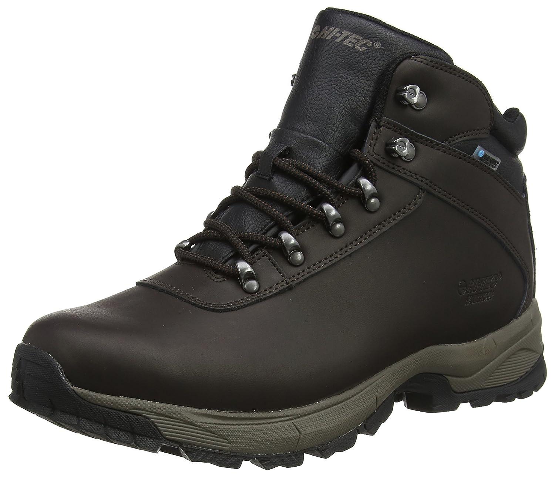 Hi-Tec Eurotrek Lite Waterproof, Stivali da Escursionismo Alti Uomo