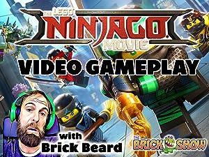 Watch Clip Lego Ninjago Movie Video Gameplay With Brick Beard Prime Video
