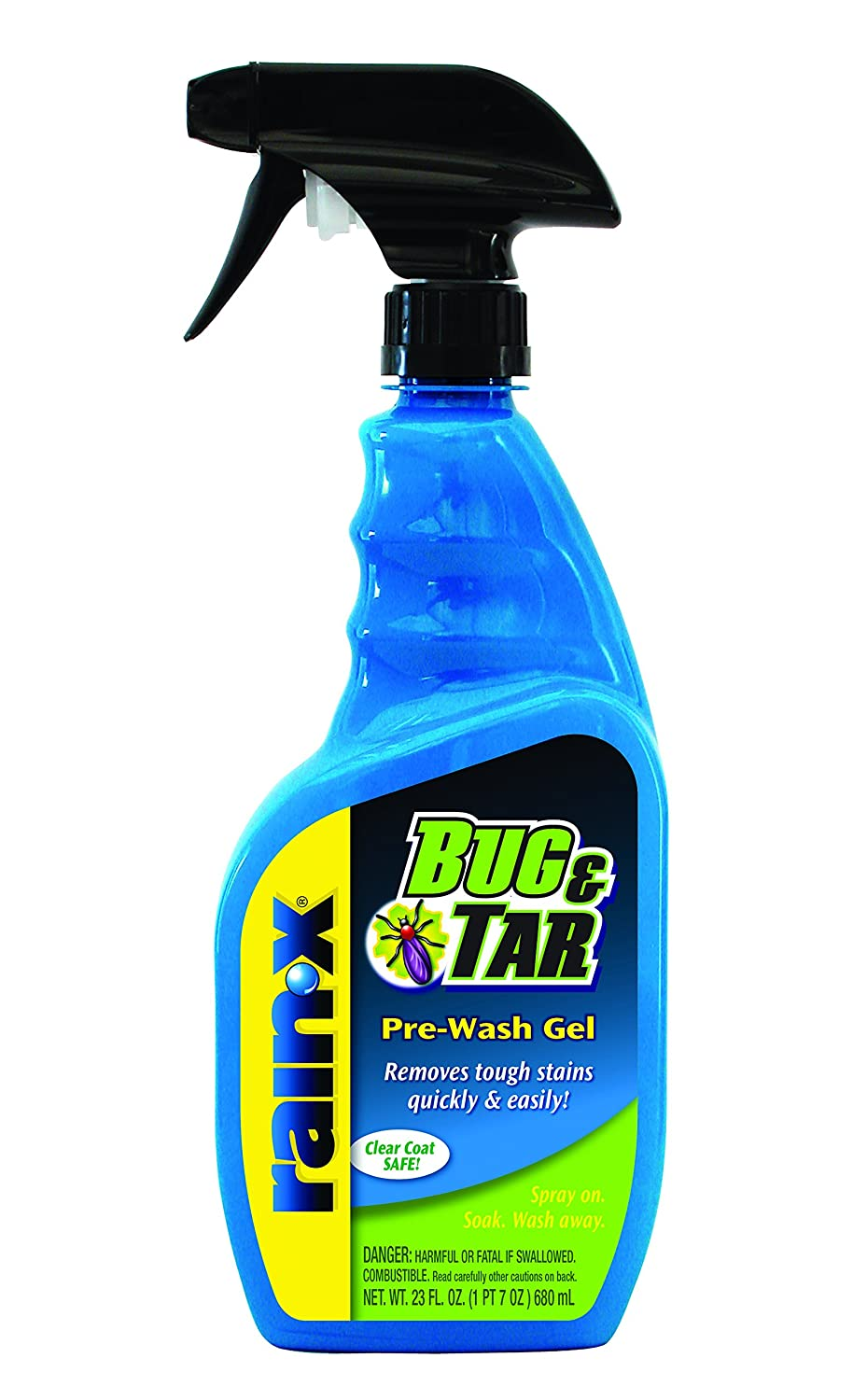 Rain-X 620106 Bug and Tar Defense Pre-Wash Gel, 23 fl. oz, 1 Pack