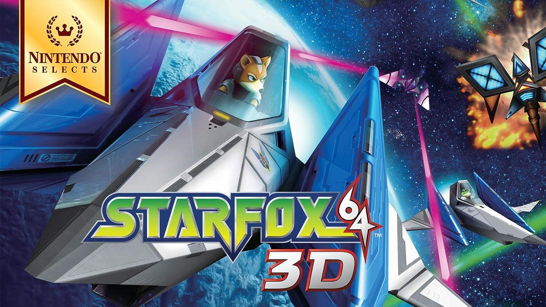 Amazon com: Nintendo Selects: Star Fox 64 - 3DS [Digital