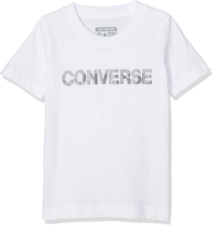 Converse HD tee Camiseta para Ni/ños