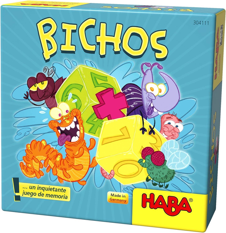HABA- Bichos, Multicolor (Habermass 304111): Amazon.es: Juguetes y juegos
