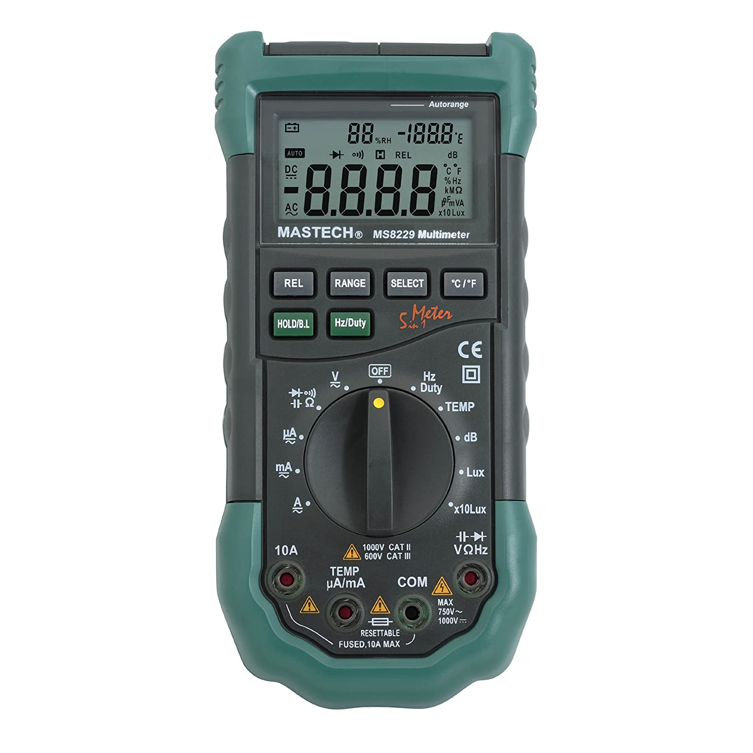 Best Multimeter for Electronics Technician - Must SEE ...