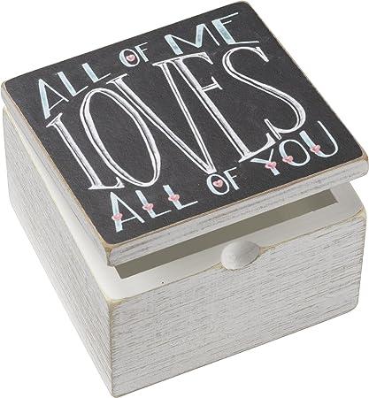 Amazon Primitives By Kathy 400 X 400 X 4040 Decorative Hinged Box Amazing Decorative Hinged Boxes