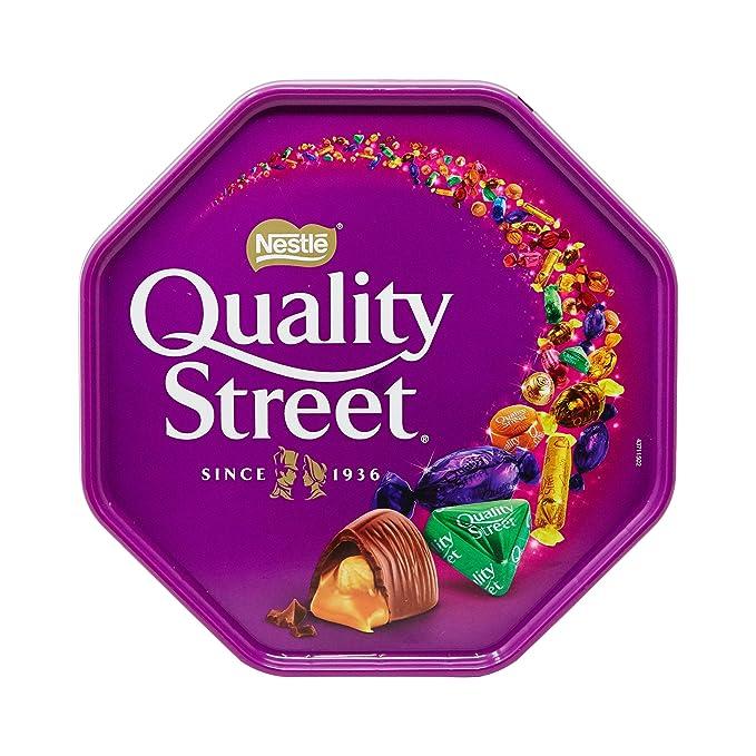 Nestlé Quality Street Surtido de Bombones - 750 gr
