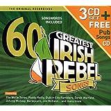 60 Greatest Ever: Irish Rebel Songs DOL4CD003