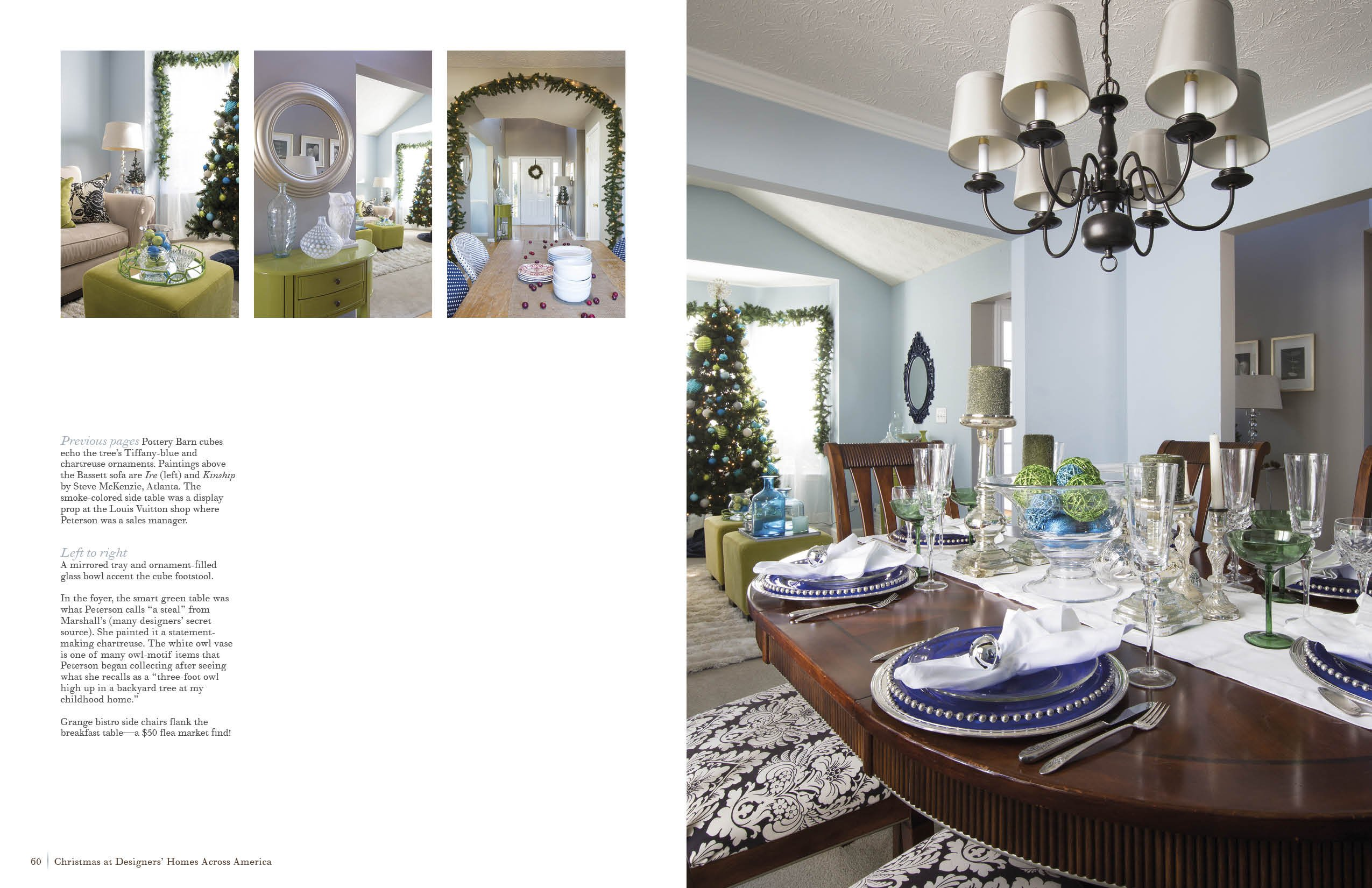 Christmas At Designersu0027 Homes Across America: Katharine McMillan, Patricia  McMillan: 9780764351631: Amazon.com: Books