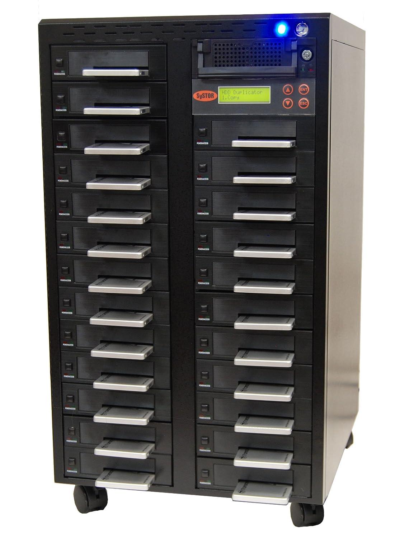 Systor 1-24 SATA / IDE Combo de disco duro (HDD / SSD) duplicadora ...