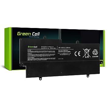 Green Cell® PA5013U-1BRS Batería para Toshiba Portege Z830 Z835 Z930 Z935 Ordenador (2200mAh 14.8V Negro): Amazon.es: Electrónica