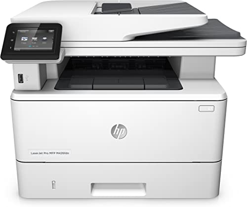 HP LaserJet Pro M426fdn All-in-One Laser Printer