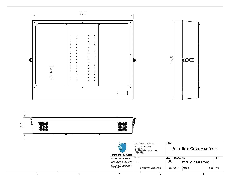 APOG Replacement Lamp Housing HITACHI DT01051