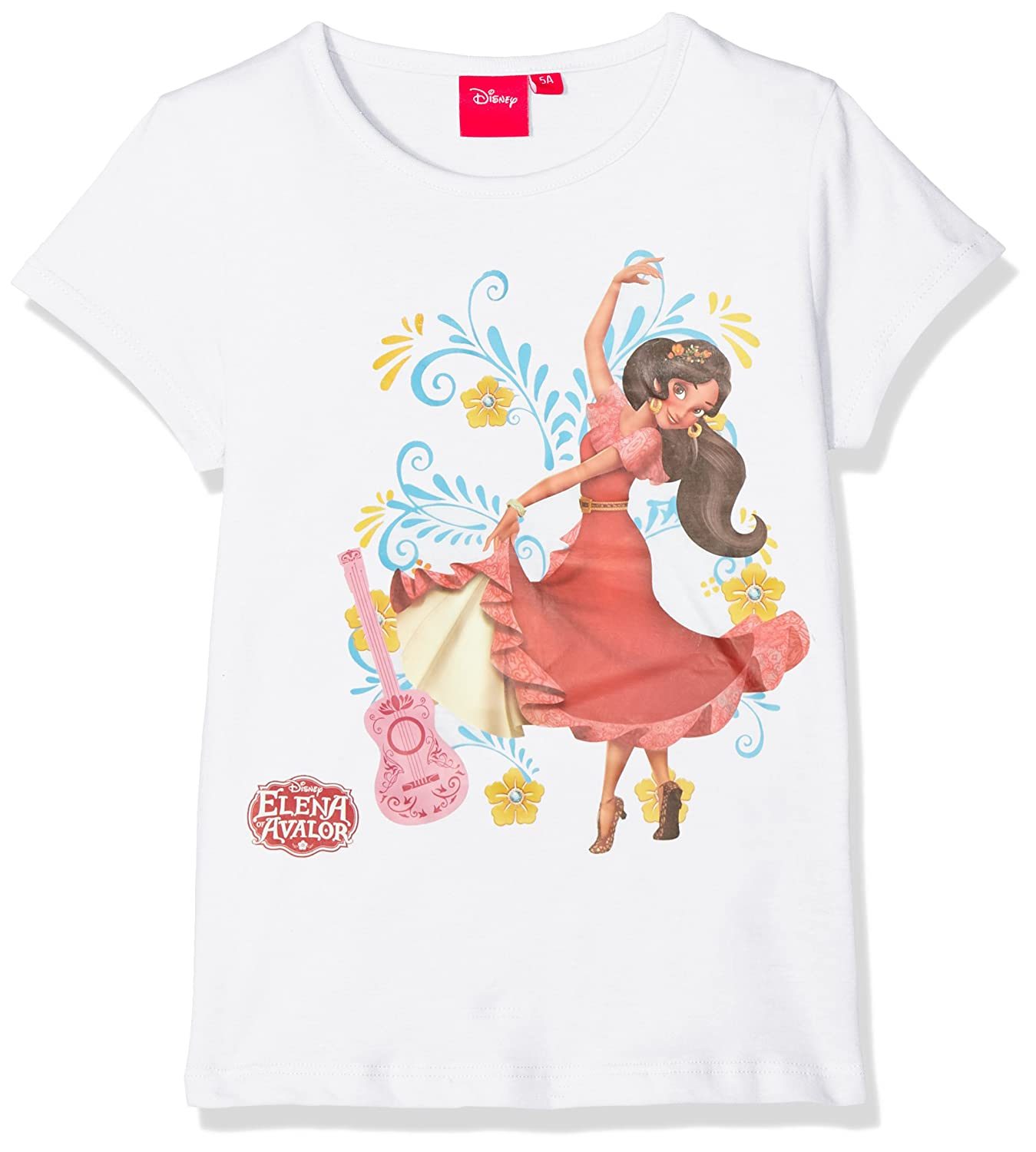 Disney Elena Avalor, T-Shirt Bambina ER1223