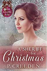 A Sheriff for Christmas (Spinster Mail-Order Brides Book 8) Kindle Edition