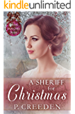 A Sheriff for Christmas (Spinster Mail-Order Brides Book 8)