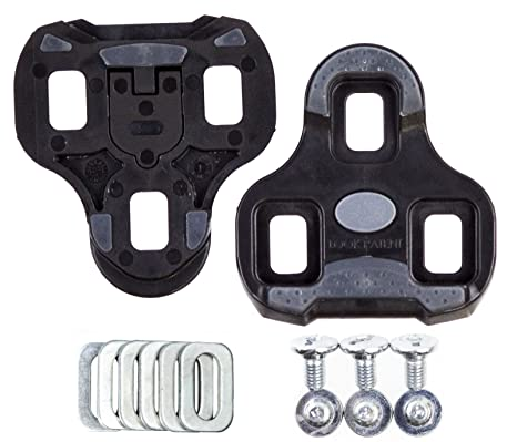 2468669ae823 Amazon.com : Look Keo Grip Road Bicycle Cleats (Black - BLACK 0 ...