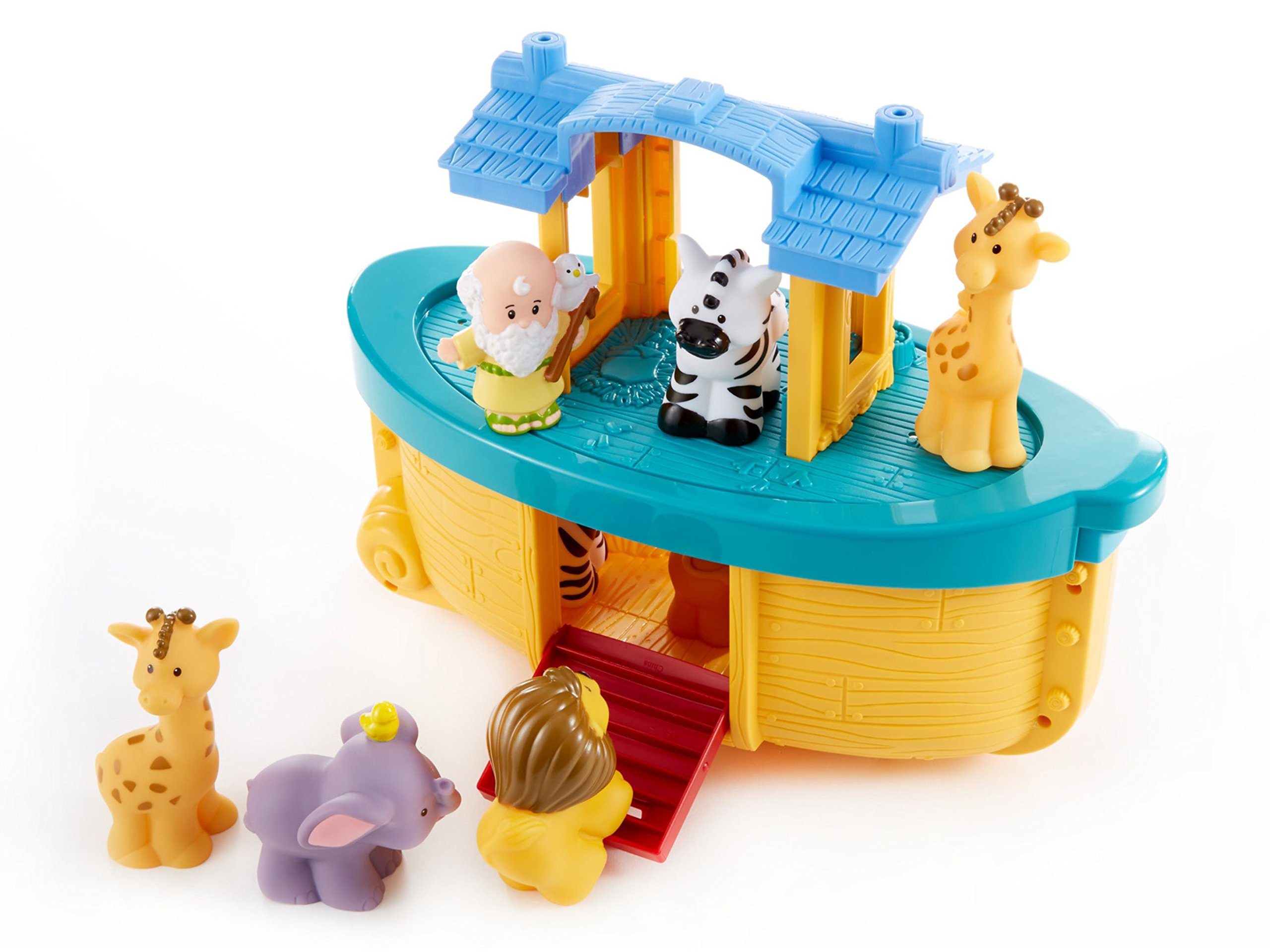 Fisher-Price Little People Noah's Ark by Fisher-Price (Image #14)