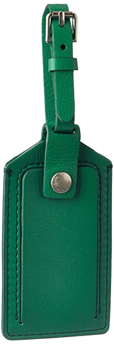 Fossil End of Season Sale Luggae ID tag (Green) (SL6632338)