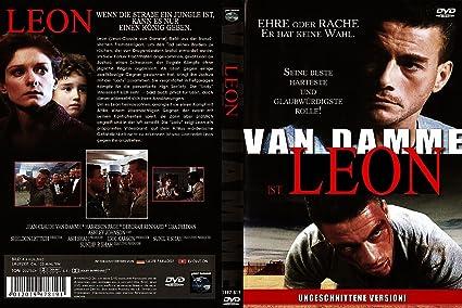 Leon Ungeschnittene Fassung Fsk18 Dvd Amazonde Jean Claude