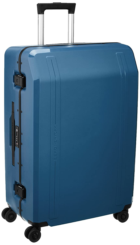 [ゼロニューヨーク] ZERO NEWYORK スーツケース トラベラーズ 76L 5.7kg B017U7BKXGネイビー