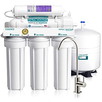 APEC ROES-PH75 6-stage RO Under Sink Water Filter
