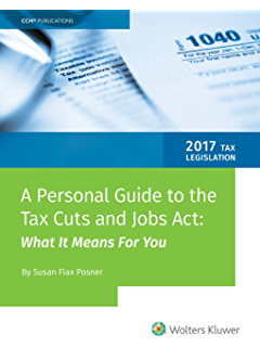 Amazon us master tax guide 2018 ebook cch tax law editors a personal guide to the tax cuts and jobs act what it means for you fandeluxe Images