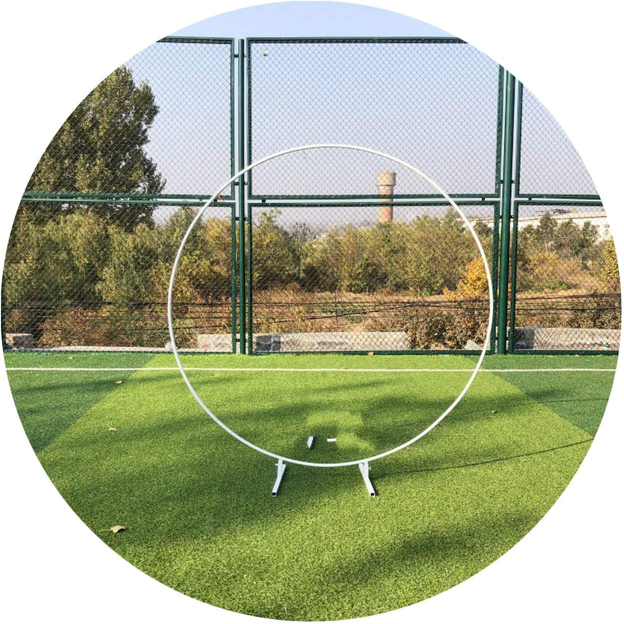 Iron Ring Arch Wedding Background Circle Archs For Weddings Party Supplies Decor