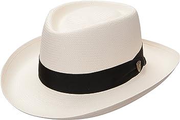 e7ae7a5b Dobbs Basino - Panama Straw Gambler Hat