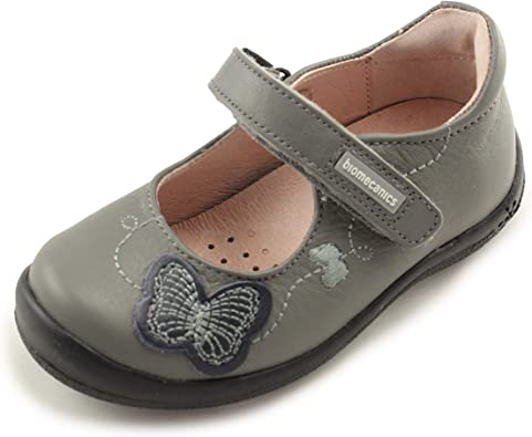 RenBut Girls Mary Jane Leather Shoes