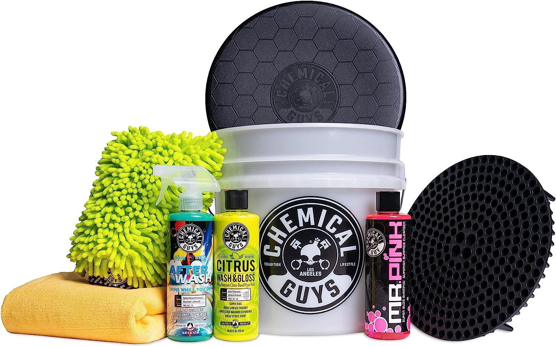 Chemical Guys HOL128 Car Cleaning Kit