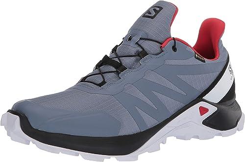 SALOMON Shoes Supercross GTX Flint, Zapatillas de Running para ...