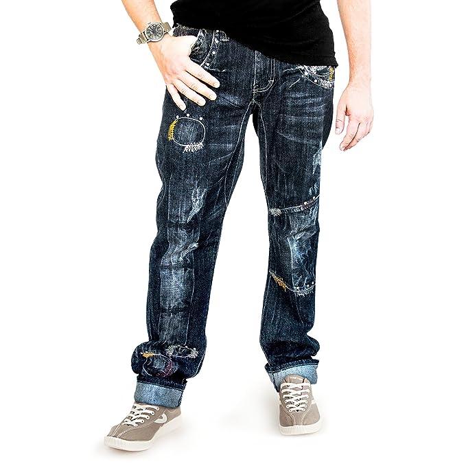 Big Storm Men S Jeans Straight Leg European Designer Italian