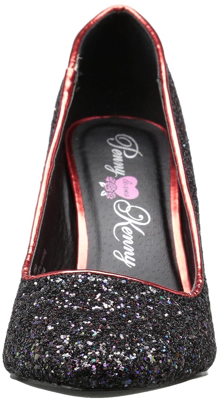 Penny Loves Kenny Women's W Ritz Pump B01MQ0CN6Q 8.5 W Women's US|Red Glitter 4b08ca