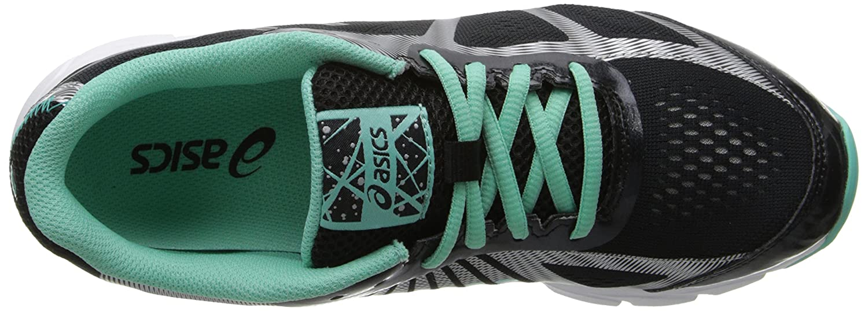 Asics - Frauen-Gel-Havoc 2 Schuhe, 37, EUR: 37, Schuhe, schwarz/Lightning/Mint - a39611