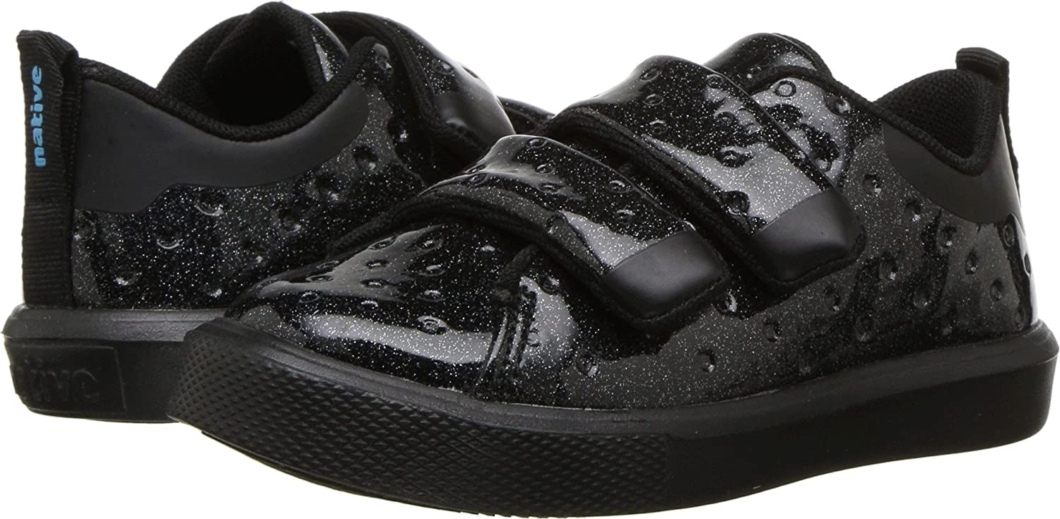 Native Kids Shoes Womens Monaco H&L Glitter (Toddler/Little Kid)