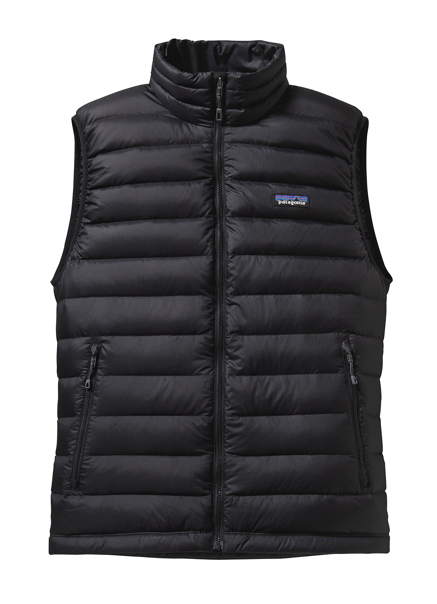 Patagonia Down Sweater Vest Black Mens S