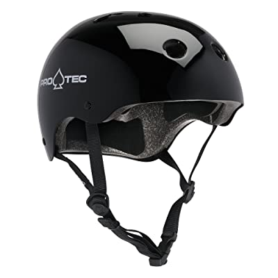 Pro-Tec Classic Certified Skate Helmet : Skate And Skateboarding Helmets : Sports & Outdoors